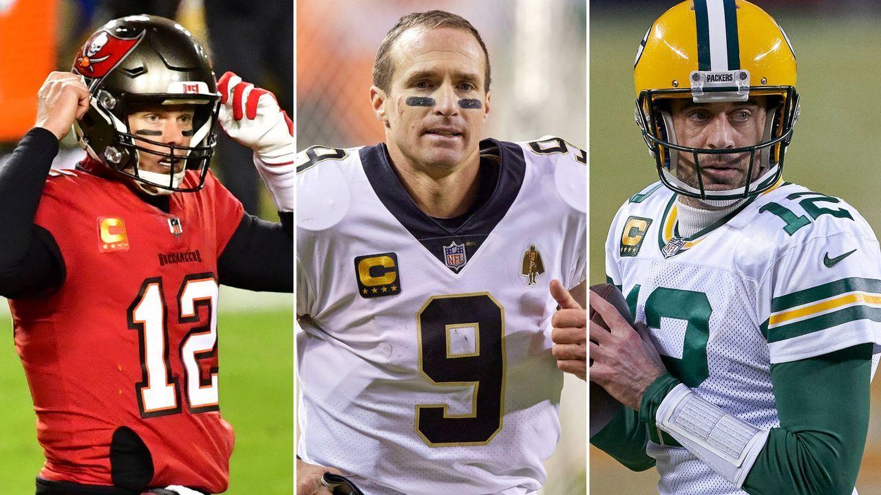 Vor der Divisional Round: Die Quarterbacks der Teams und ihre Draft-Ursprünge - Bildquelle: 2018 Getty Images
