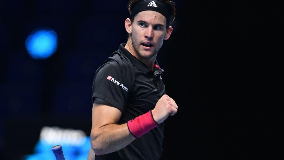 Thiem schlägt Djokovic - Bildquelle: AFPSIDGLYN KIRK