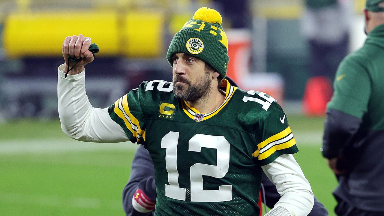 Platz 10: Aaron Rodgers (Green Bay Packers) - Bildquelle: Getty Images