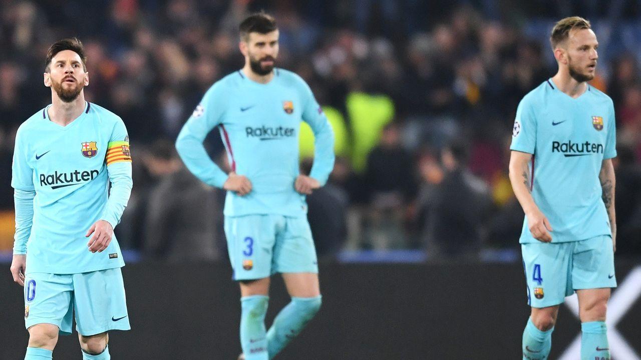 Grund 3: Barca und der Viertelfinal-Fluch - Bildquelle: 2018 Getty Images