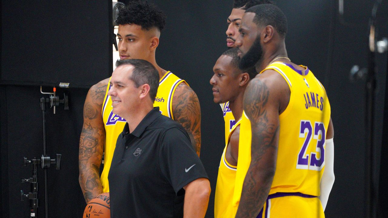 Westen: Los Angeles Lakers - Bildquelle: imago images/ZUMA Press