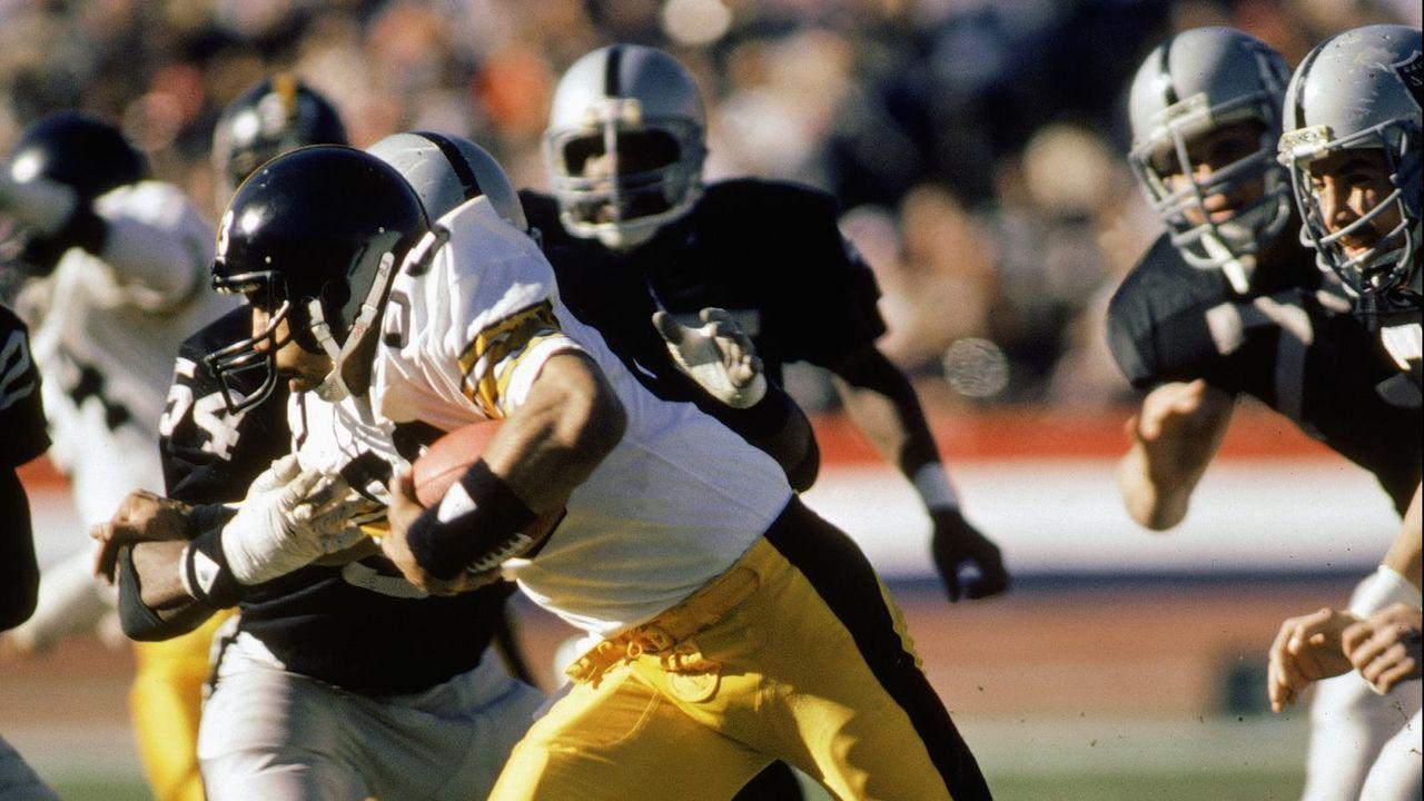 Pittsburgh Steelers gegen Oakland Raiders - Bildquelle: getty