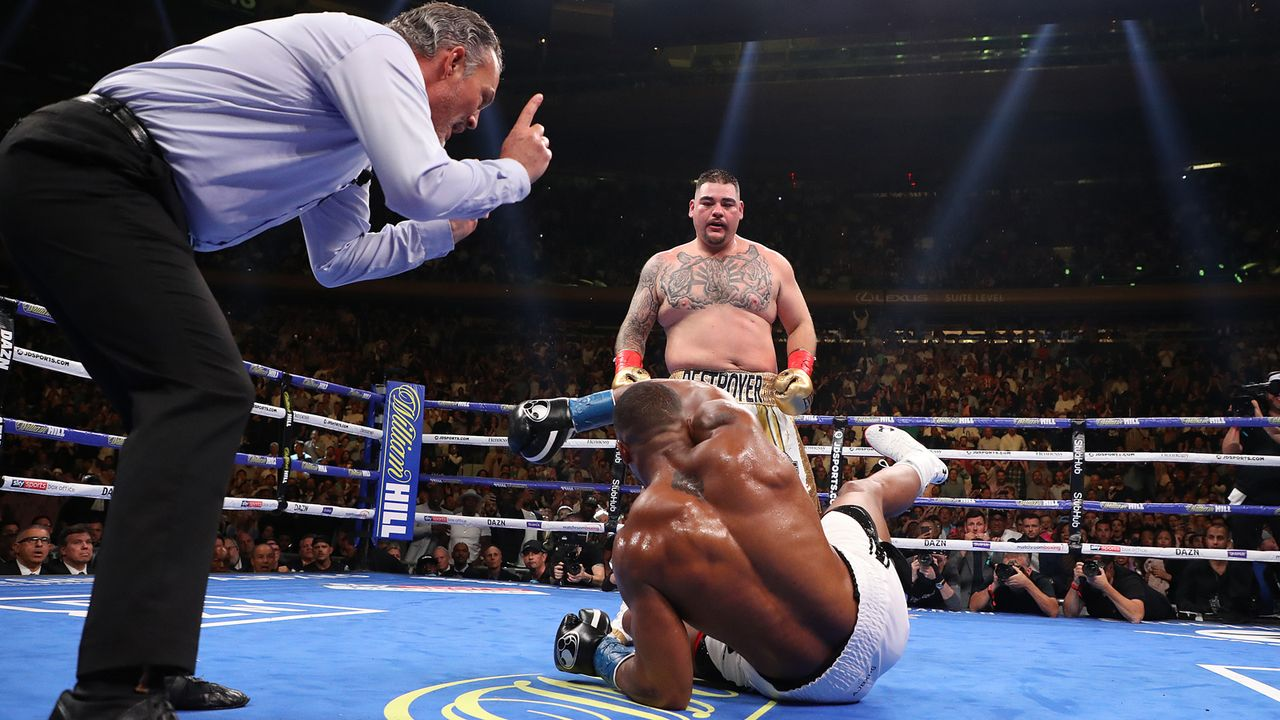Anthony Joshua vs. Andy Ruiz jr.: Die besten Bilder - Bildquelle: 2019 Getty Images
