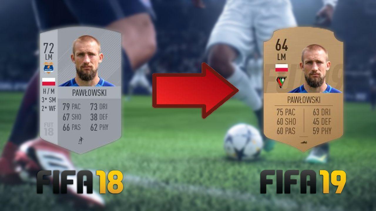 Szymon Pawłowski - Rating -8 - Bildquelle: EA Sports / Futhead