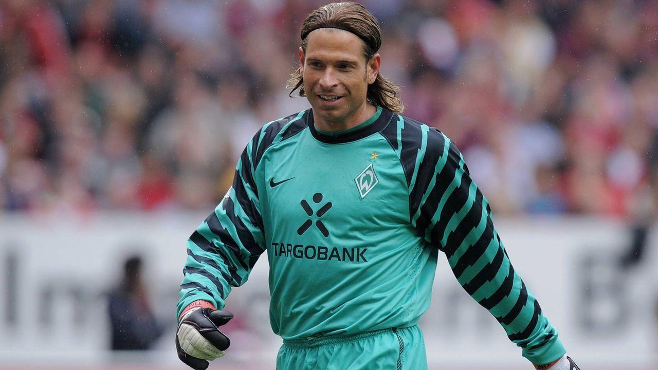 Platz 9: Tim Wiese (SV Werder Bremen) - Bildquelle: Imago Images