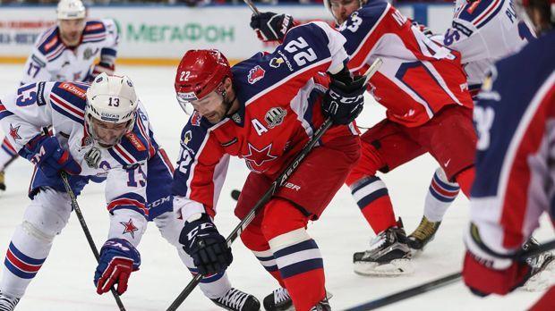 KHL - Bildquelle: imago/Xinhua