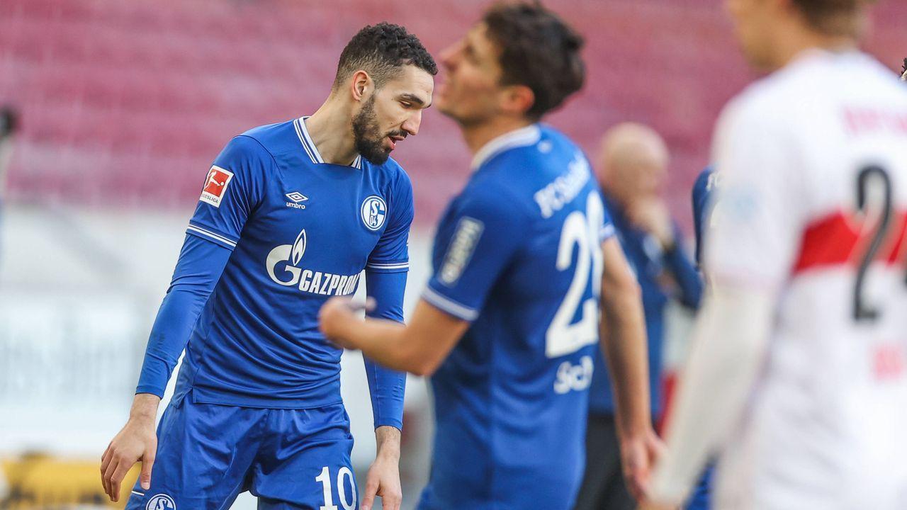 Gibt sich Schalke also schon auf? - Bildquelle: imago images/RHR-Foto