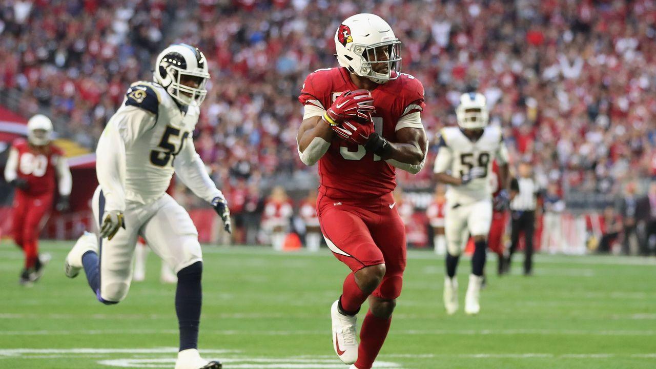 25. Arizona Cardinals - Bildquelle: 2018 Getty Images