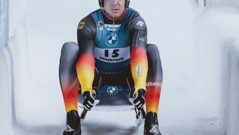 Felix Loch holt Silber bei der Heim-WM - Bildquelle: AFPEXPASIDJFK