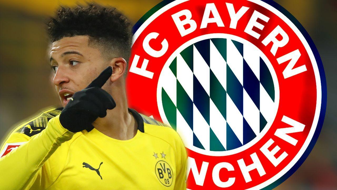 Jadon Sancho (Borussia Dortmund) - Bildquelle: Getty