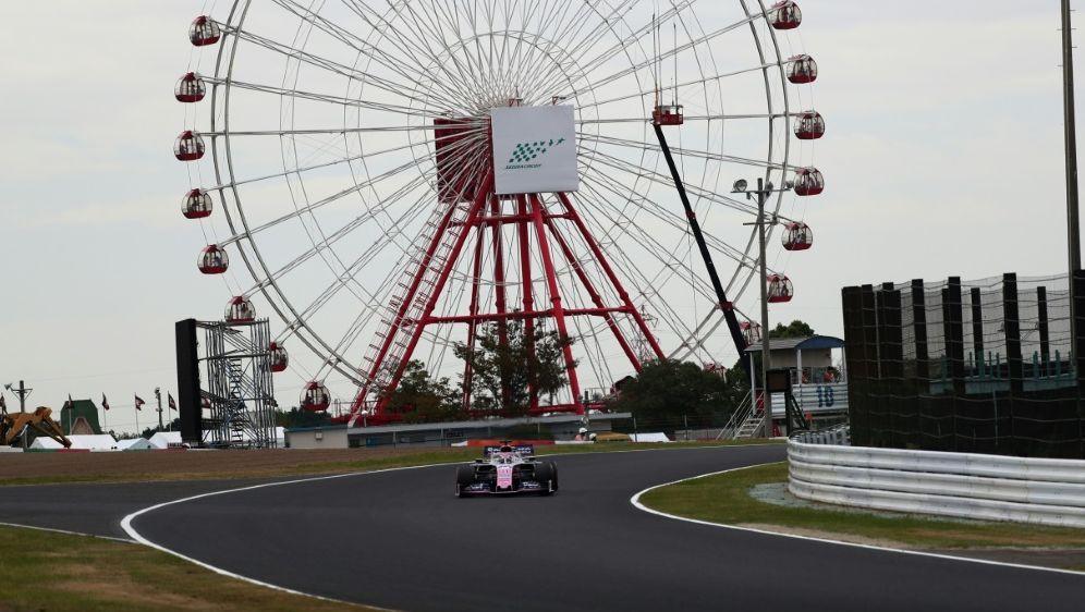 Zwangspause bei der Formel 1 beim Großen Preis von Japan - Bildquelle: AFPAFPBehrouz MEHRI