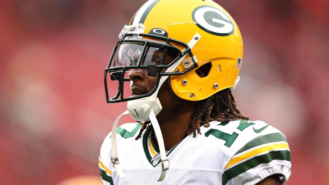 Green Bay Packers: Davante Adams - Bildquelle: imago