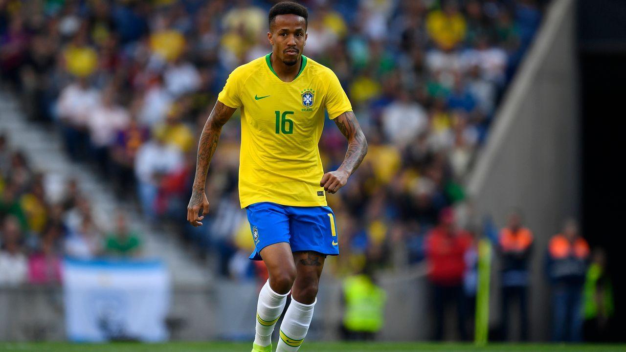 Eder Militao (Brasilien) - Bildquelle: 2019 Getty Images