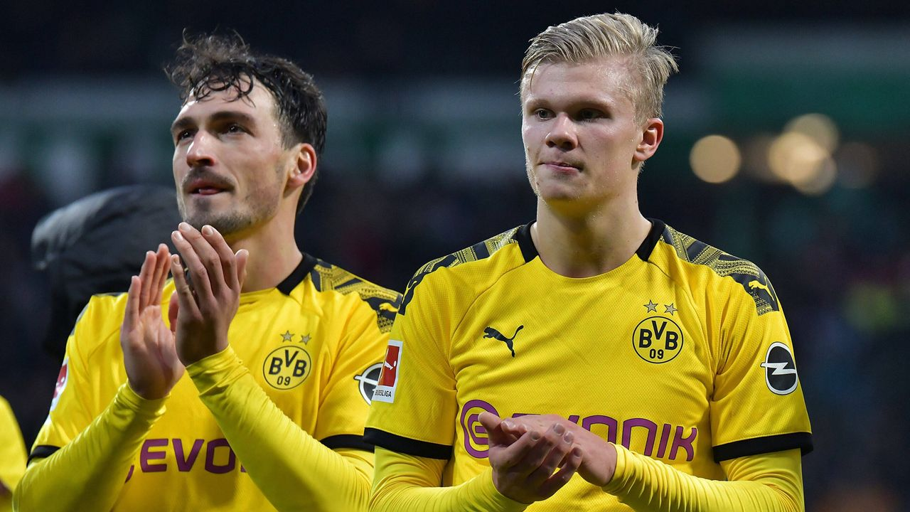 Borussia Dortmund - Bildquelle: imago images/Jan Huebner