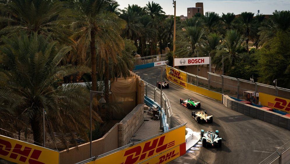 Riad könnte das Formel-E-Rennen zukünftig verlieren. - Bildquelle: Motorsport Images