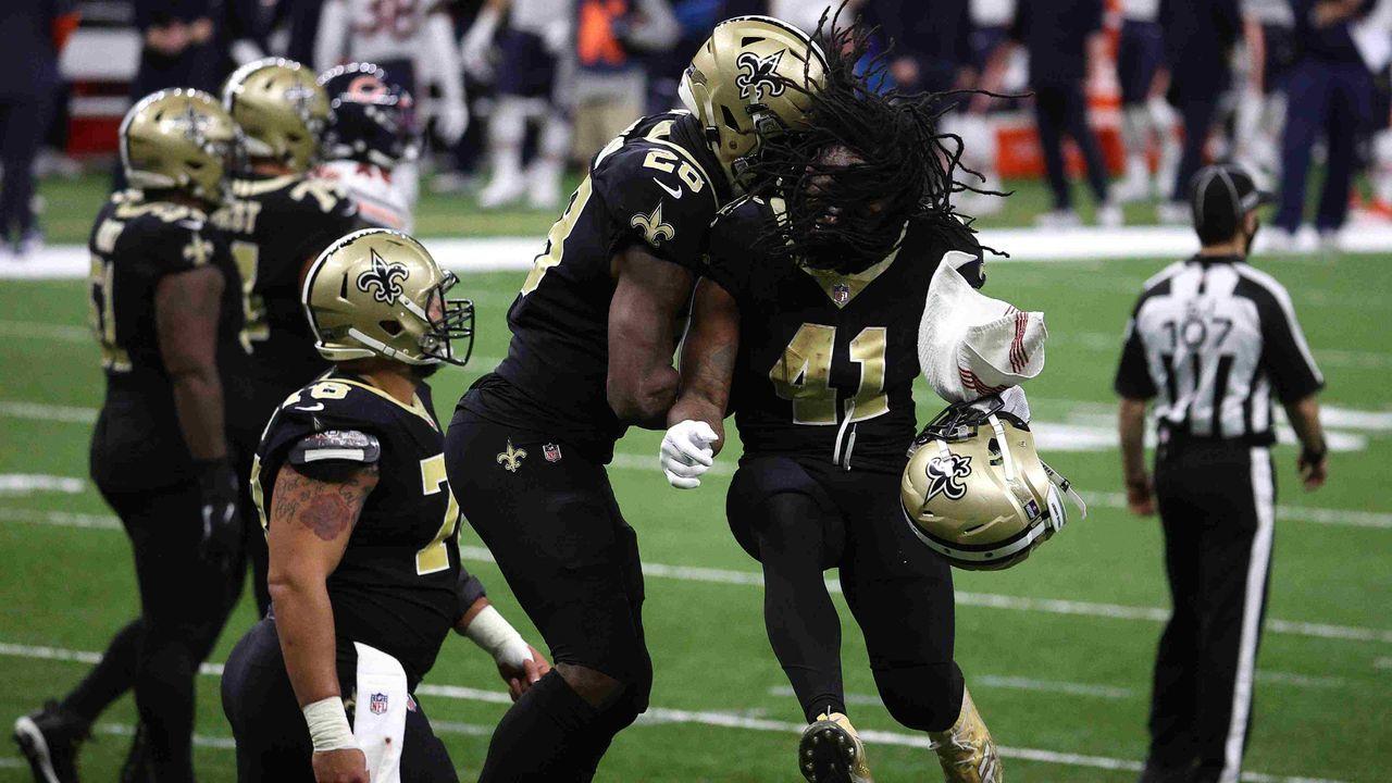 NFC South: New Orleans Saints  - Bildquelle: getty