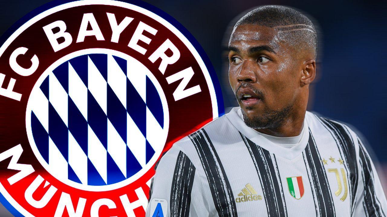 Douglas Costa (FC Bayern München) - Bildquelle: imago images/Uk Sports Pics Ltd