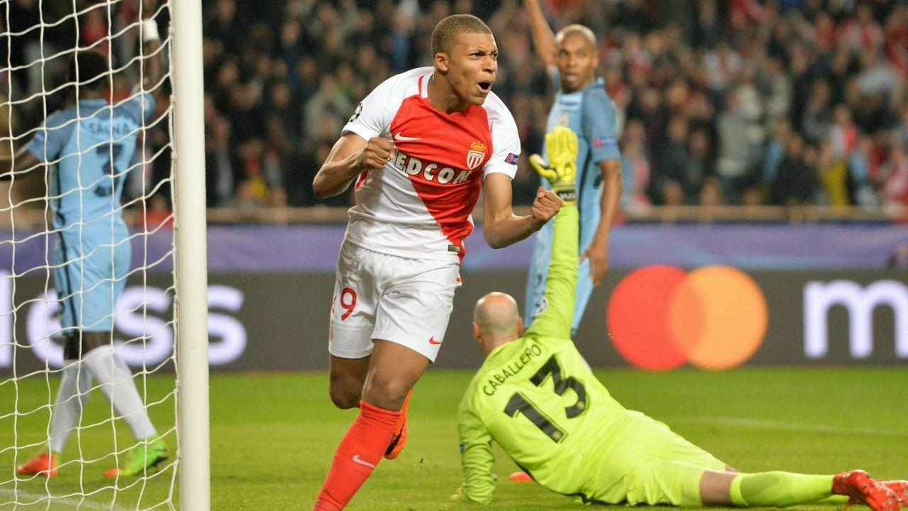 AS Monaco - Manchester City (Saison 2016/17) - Bildquelle: imago/PanoramiC
