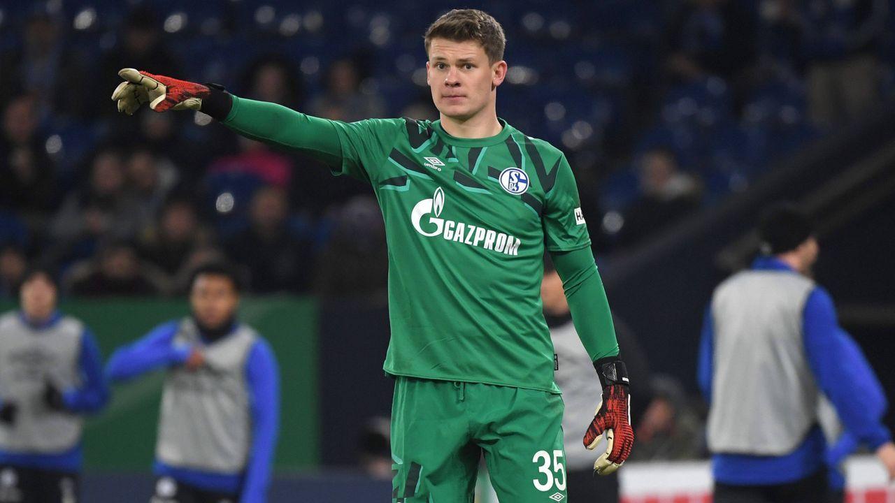Alexander Nübel (FC Bayern München)  - Bildquelle: imago