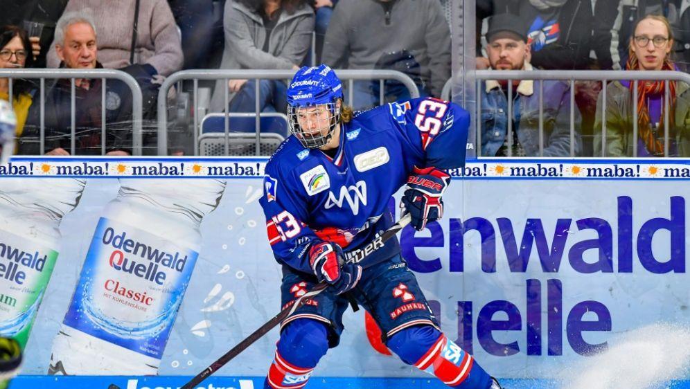 Erzielte diese Saison ein Tor: Moritz Seider - Bildquelle: Soerli BinderSoerli BinderSIDAS Sportfoto Binder
