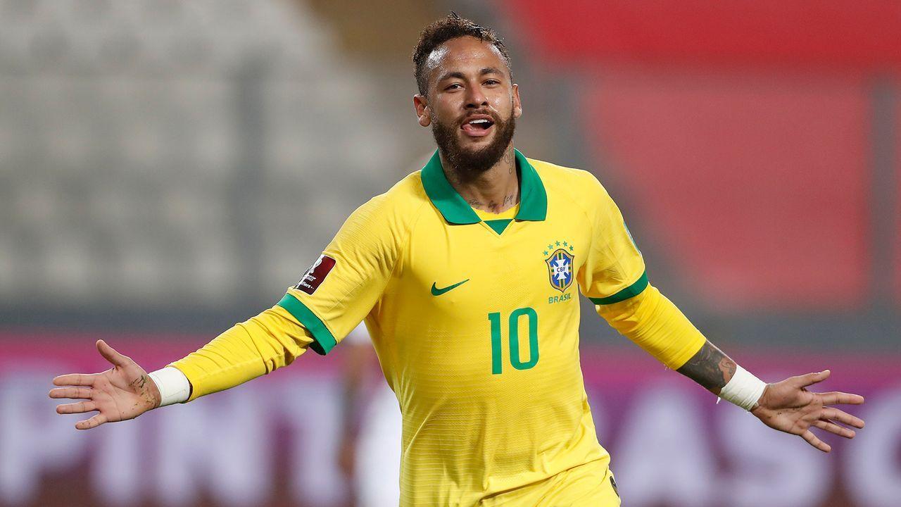 Platz 6: Neymar (Fußball) - Bildquelle: Getty Images