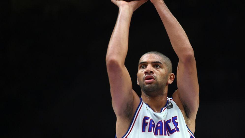 NBA-Profi Batum steht im vorläufigen Kader Frankreichs - Bildquelle: AFPSIDEMMANUEL DUNAND