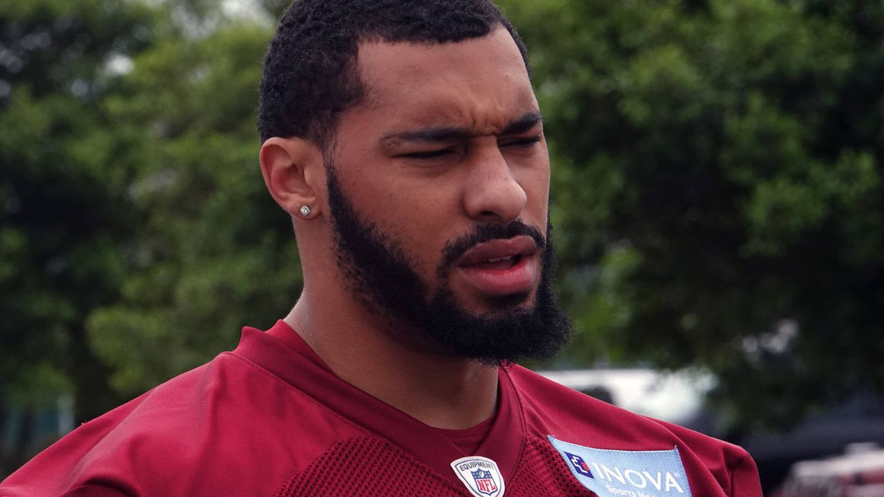 Montez Sweat (Outside Linebacker, Washington Redskins) - Bildquelle: imago