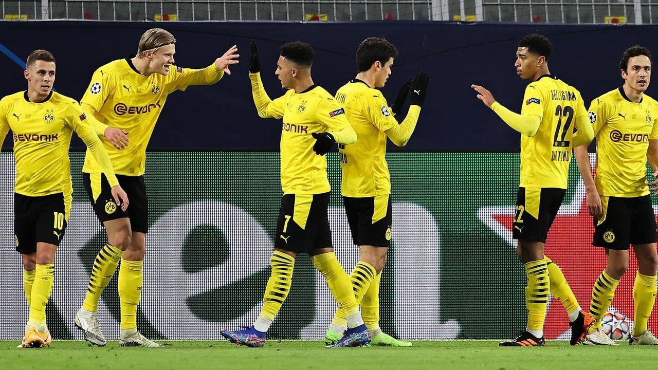 3:0 gegen Brügge: So gut spielten die Stars von Borussia Dortmund - Bildquelle: getty