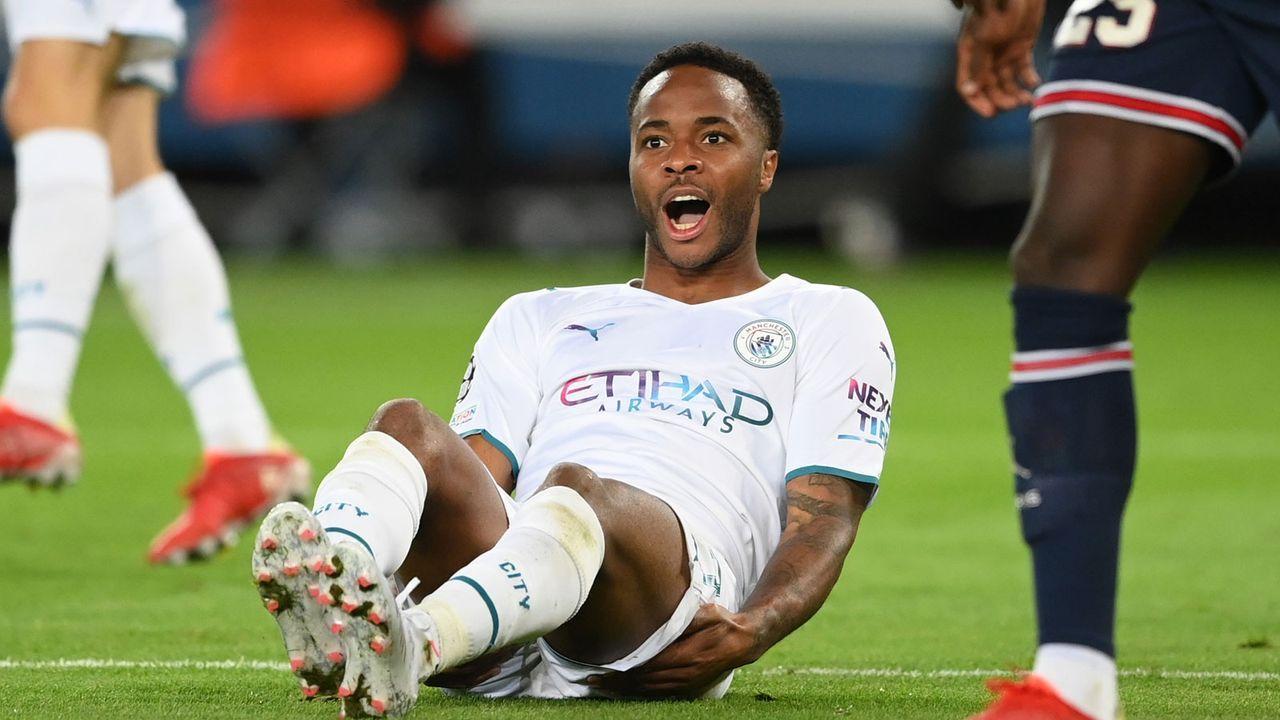 Raheem Sterling (Manchester City) - Bildquelle: 2021 Getty Images