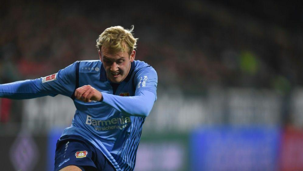 Nächster Neuzugang für Borussia Dortmund: Julian Brandt - Bildquelle: AFPSIDPATRIK STOLLARZ