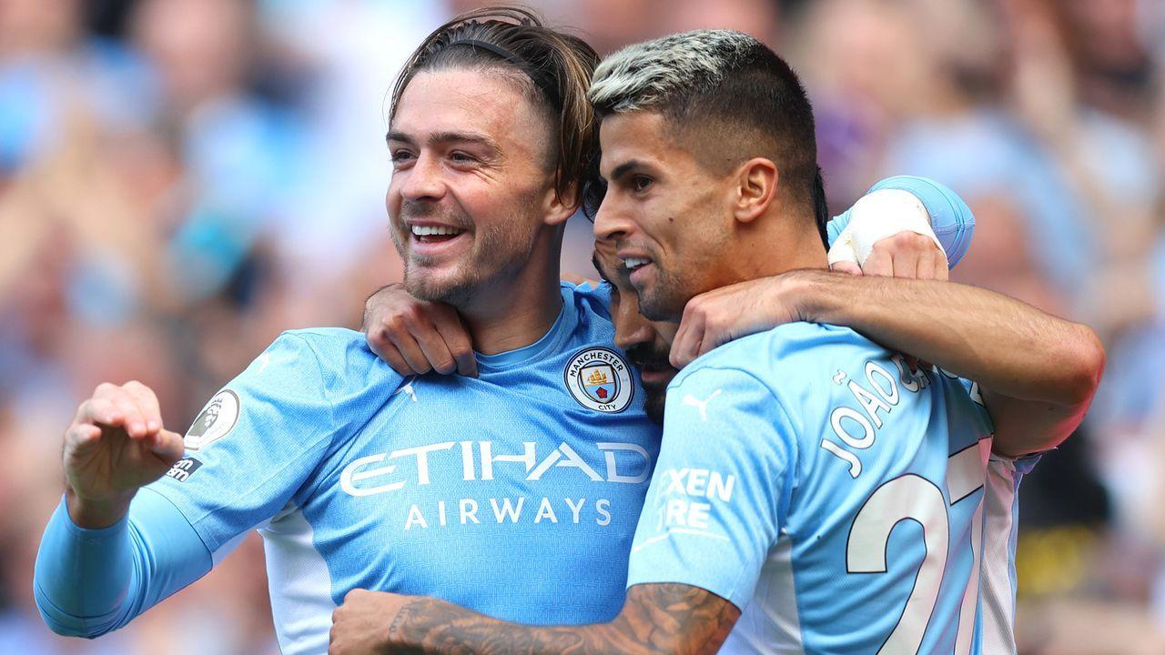 Platz 1 - Manchester City (England) - Bildquelle: 2021 Getty Images