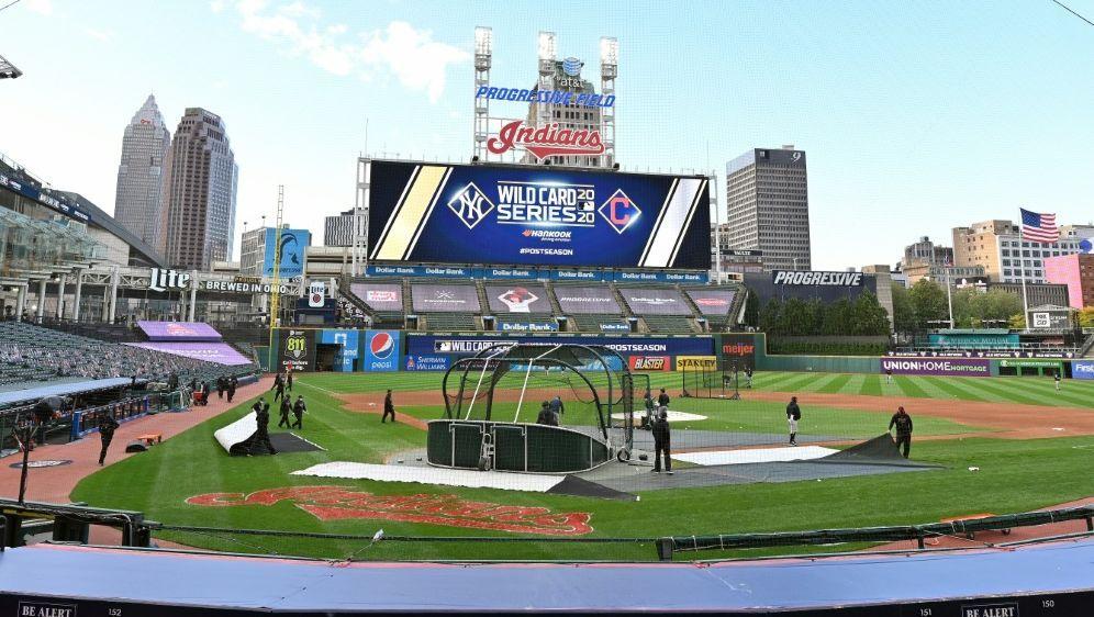 Die Cleveland Indians wollen sich umbenennen. - Bildquelle: AFPGETTY SIDJason Miller
