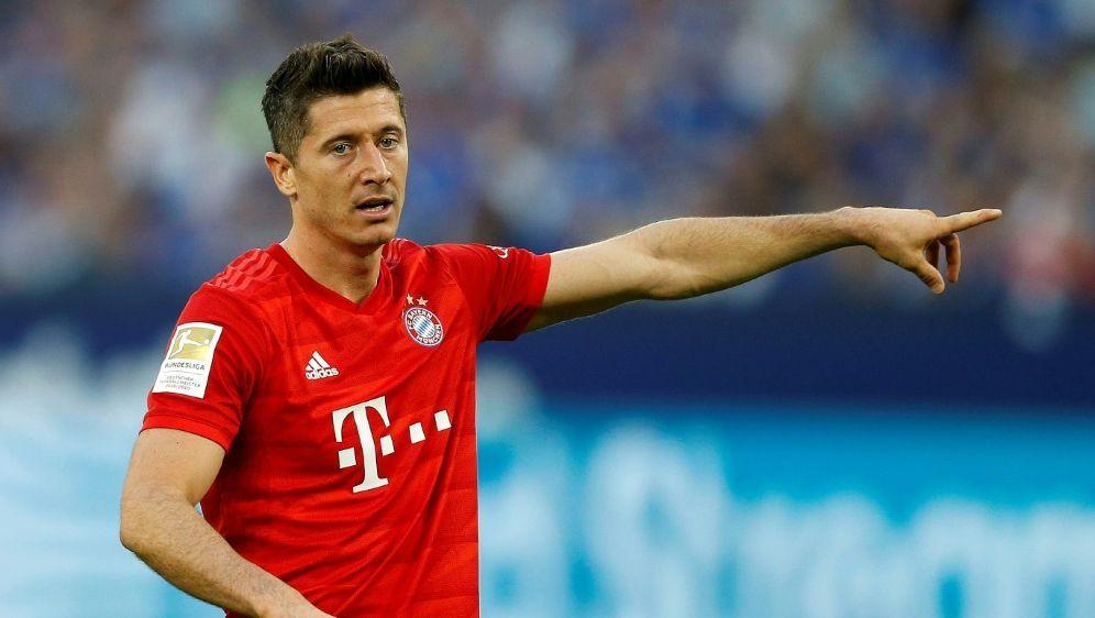Lewandowski glaubt an CL-Titel mit Bayern - Bildquelle: PIXATHLONPIXATHLONSID