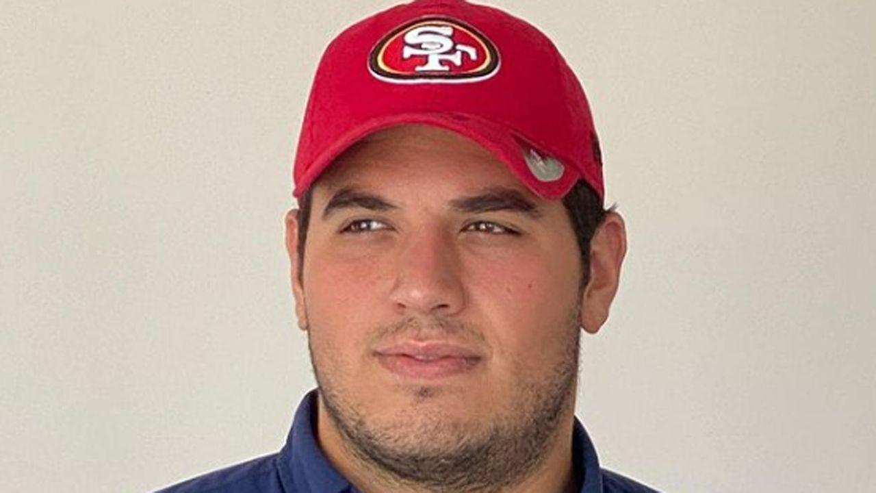 Alfredo Gutierrez (San Francisco 49ers) - Bildquelle: Instagram alfredogutierrezmx