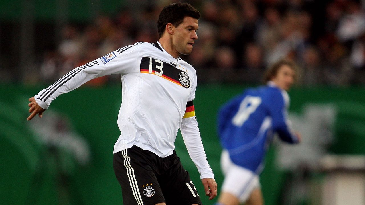 Michael Ballack (Karriereende) - Bildquelle: 2009 Getty Images