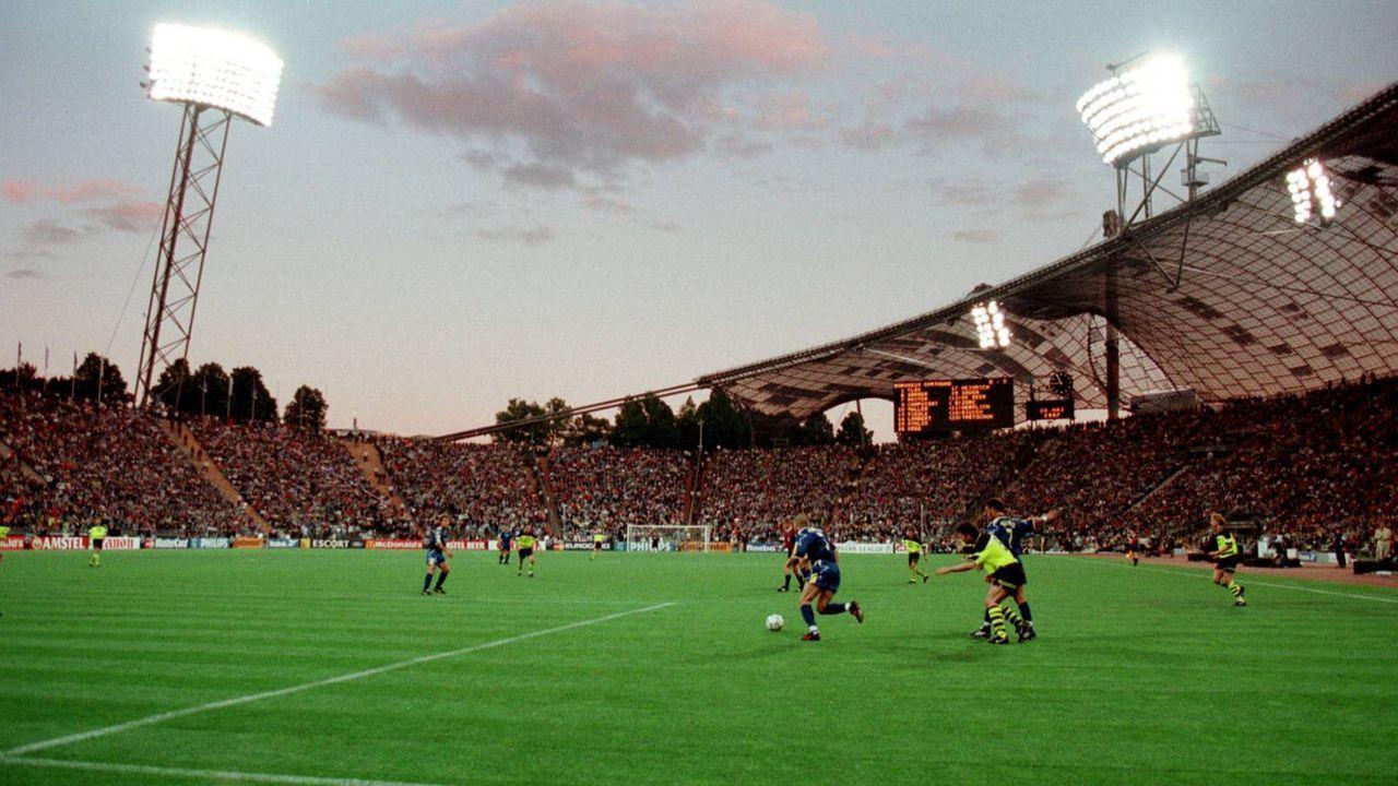 1997: Münchner Olympiastadion - Bildquelle: imago