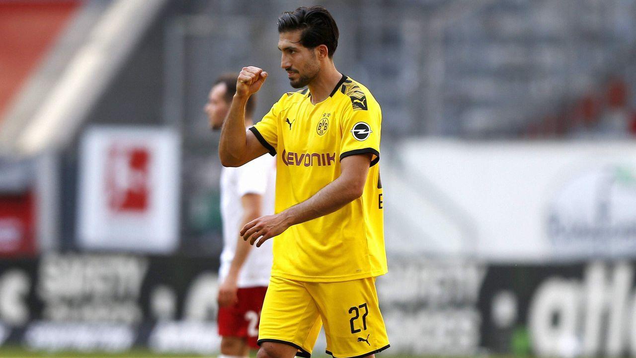 Emre Can (Borussia Dortmund) - Bildquelle: imago