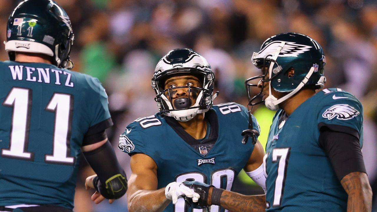 Philadelphia Eagles: 7 Picks - Bildquelle: 2018 Getty Images