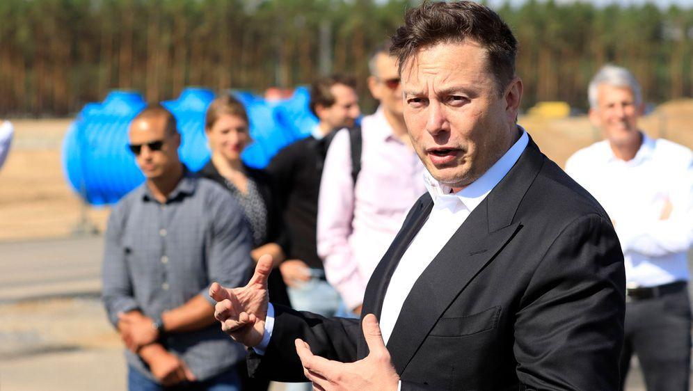 Elon Musk. - Bildquelle: imago images/ZUMA Wire