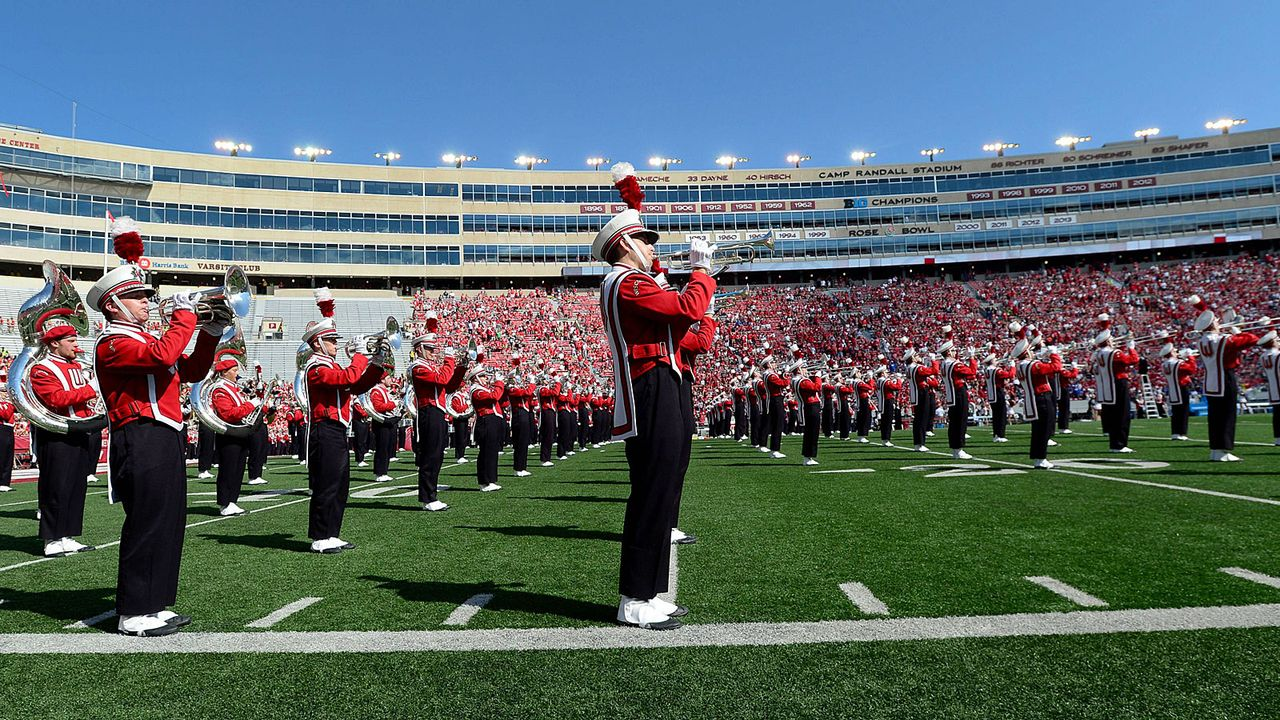 Camp Randall Stadium - Bildquelle: imago/ZUMA Press