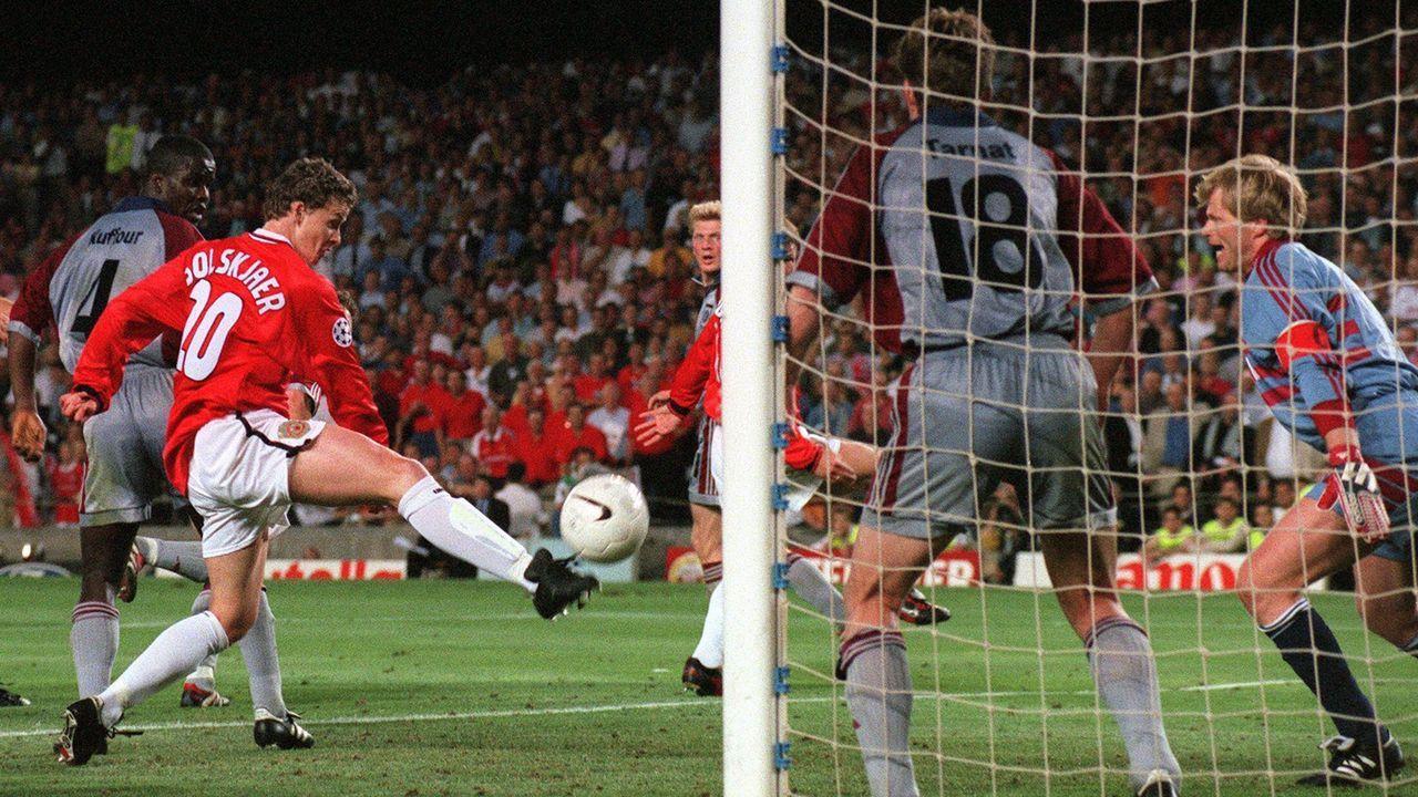 Ole-Gunnar Solskjaer (Manchester United) - Bildquelle: imago images / Sven Simon