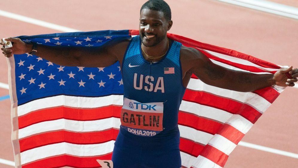 Will auch 2021 um Gold kämpfen: Sprintstar Justin Gatlin - Bildquelle: PIXATHLONPIXATHLONSID