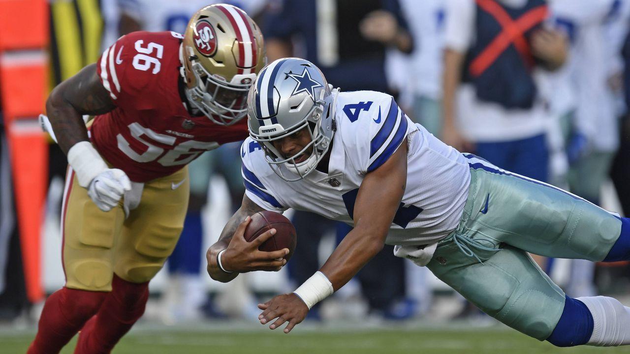 15. Spieltag: San Francisco 49ers @ Dallas Cowboys - Bildquelle: imago/ZUMA Press