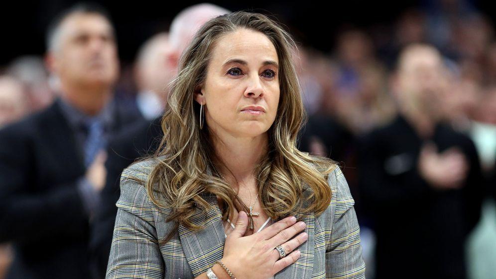 Becky Hammon als Head Coach - nur noch eine Frage der Zeit? - Bildquelle: 2019 Getty Images