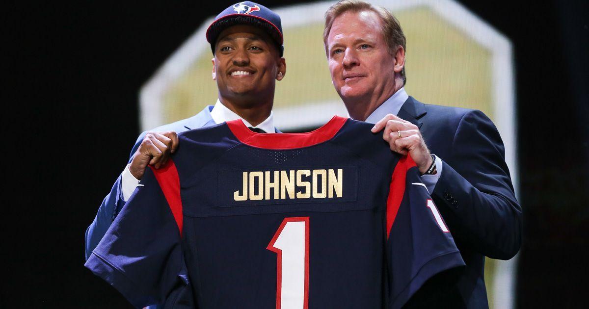 Houston Texans: Kevin Johnson (Cornerback, 16. Pick 2015) - Bildquelle: getty
