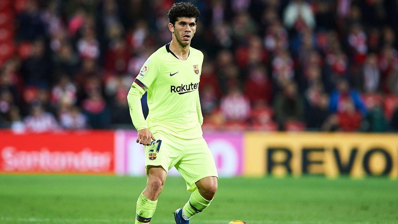 Carlos Alena (FC Barcelona) - Bildquelle: 2019 Getty Images