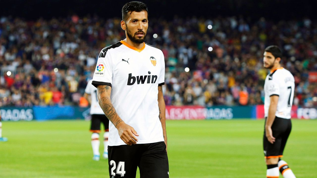 FC Valencia (La Liga/Spanien) - Bildquelle: imago images / AFLOSPORT