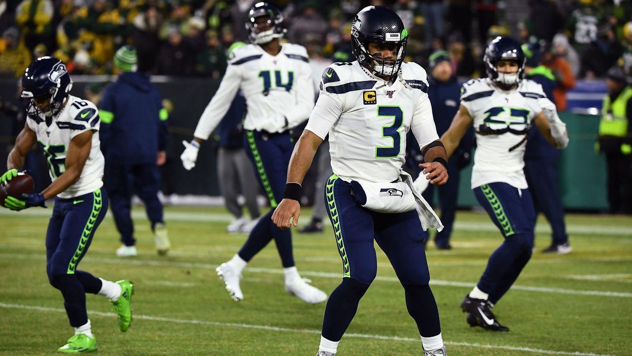 Gewinner: Seattle Seahawks - Bildquelle: Getty Images