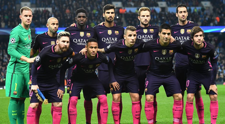 Platz 5: FC Barcelona (Fußball) - Bildquelle: getty images
