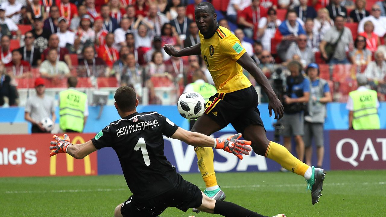 Bronze Boot: Romelu Lukaku (Belgien) - Bildquelle: 2018 Getty Images